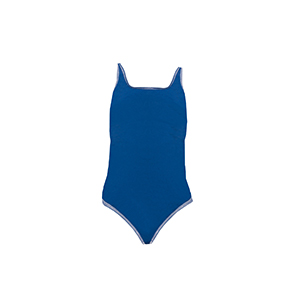 Costume DYNAMO-GIRL C20510 - Blu Royal
